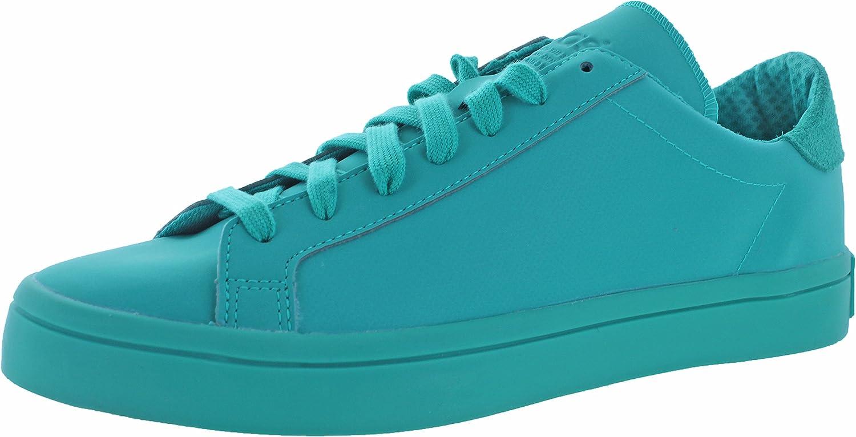 Adidas Courtvantage Adicolor Mens Green