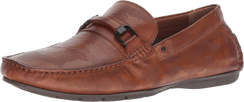 Steve Madden Men's Garcia Loafer, tan Leather, 13 M US B07CWDR1SQ  | Online