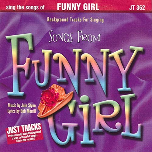 Just Tracks: Sing the Songs of Funny Girl [Clean] by Studio