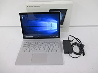 Microsoft Surface Book 2, 2-in-1 Laptop, Intel Core i7-8650U, 13.5 Inch, 512GB, 16GB RAM, NVIDIA® GeForce® GTX 1050 w/2GB GDDR5 graphics memory, Windows 10 Pro, Eng KB, Silver [Intl. Version]