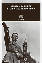 Storia del Terzo Reich (2 voll.) (Einaudi tascabili. Saggi) (Italian Edition) Format Kindle