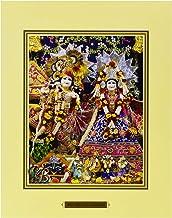 """VRINDAVANBAZAAR.COM Shri Shir Radha Rasbihariji_S_11"""" X 14"""""""