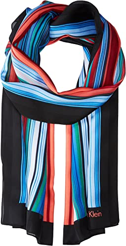 Calvin Klein - Multicolor Shadow Stripe