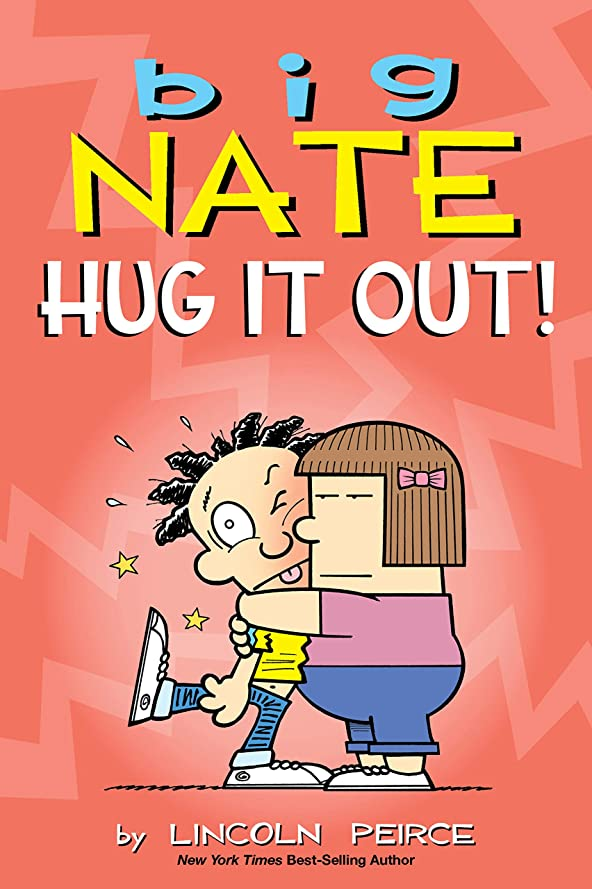 理容室機密カートンBig Nate: Hug It Out! (English Edition)