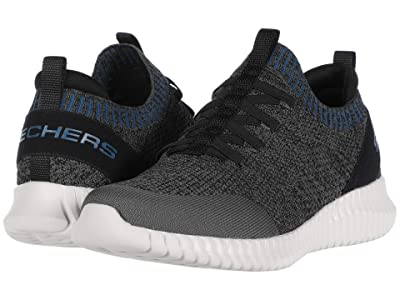 SKECHERS Elite Flex Karnell (Charcoal) Men