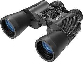 Bresser Optics Travel 10x50 BK-7 Porro Negro Binocular - Binoculares (199 mm, 165 mm, 62 mm, 825 g)