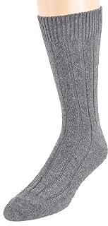 Marcoliani Milano Men's Cashmere Dress Mid Calf Socks