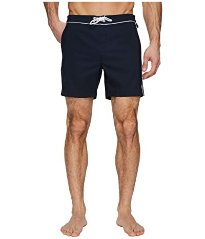 Original Penguin The Earl Volley Swim (Dark Sapphire) Men