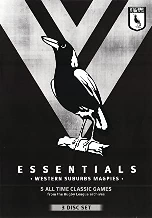 NRL: Essentials - Western Suburbs Magpies