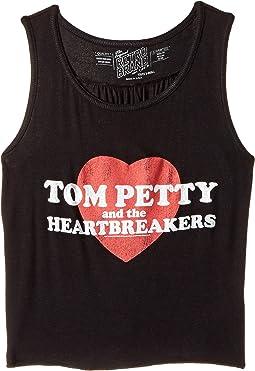 The Original Retro Brand Kids - Tom Petty & The Heartbreakers Rayon Tank Top (Big Kids)
