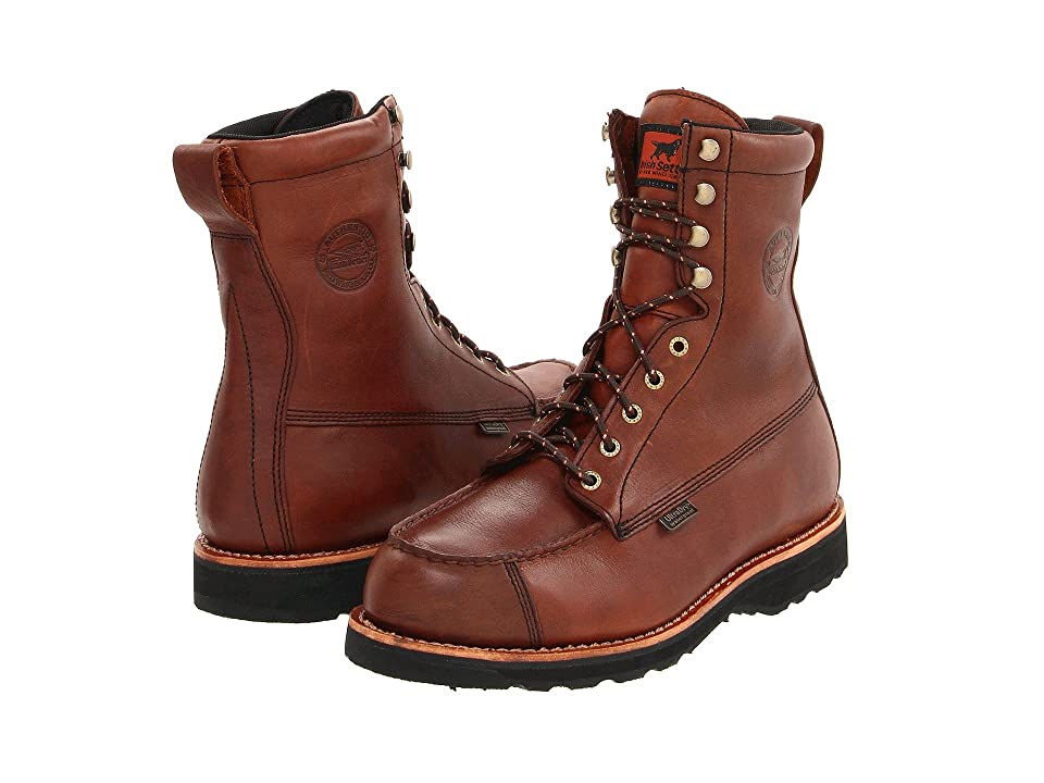 Irish Setter Wingshooter 808 (Brown Leather) Men