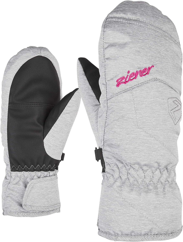Ziener Girls Layota Pr Mitten Glove Ski Winter Sports