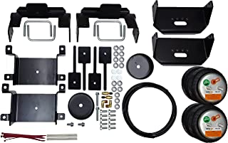 Replaces Firestone Ride-Rite 2560 TR2560 Torque Heavy Duty Air Spring Helper Suspension Kit for Pickup Truck for 2013-2019 Dodge Ram 3500 4WD Only