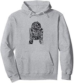 Star Wars Epic R2-D2 Panel Sweat à Capuche