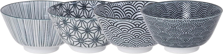 TOKYO design studio Nippon 4-piece Rice Made in 完売 Bowl Set 日本メーカー新品 Japan