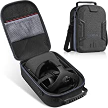 Vanerdun EVA Hard Case for Oculus Quest All-in-one VR Gaming Headset - Virtual Reality Protective Bag