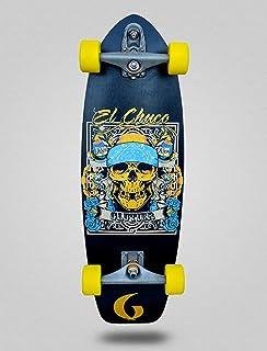 Glutier Surfskate with T12 Ejes Surf Skate Chuco 3...