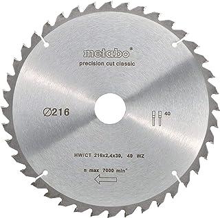 216 parfait pour couper du bois 30 40 dents 1x Lames de scie circulaire bois