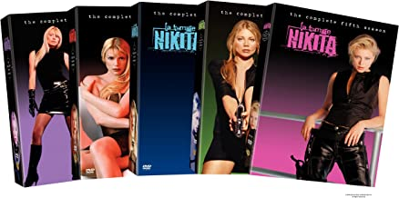 La Femme Nikita: The Complete Seasons 1-5