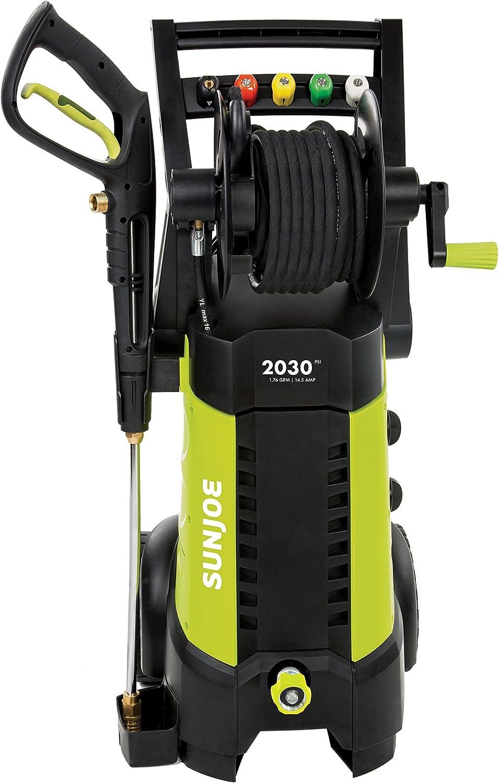Sun Joe SPX3001 Store 2030 PSI 1.76 14.5 AMP Low price Pressure GPM Was Electric