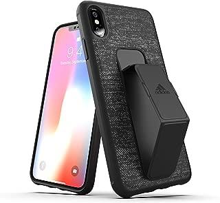 adidas SP Grip Case FW18 for iPhone Xs Max Black, Black