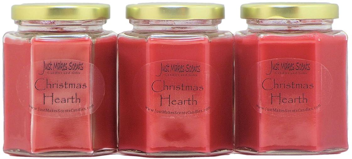 ウミウシ助けて相対的christmashearthparent 3 Pack レッド C01909HRDD3