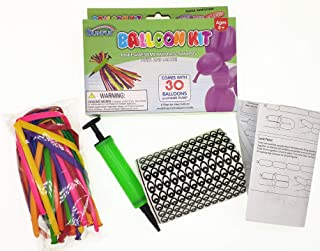 DIY Balloon Animals Modelling Kit Party Fun Activity/Gift for, Teens Boys and Girls