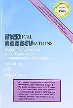 Best neil m davis medical abbreviations Reviews