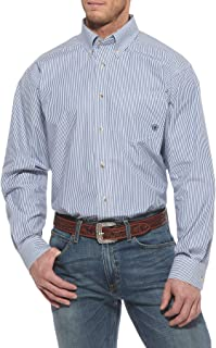 Ariat Men's Big and Tall Classic Fit Long Sleeve Shirt