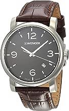 Wenger Urban Metropolitan Quartz Movement Black Dial Men's Watch 11041128