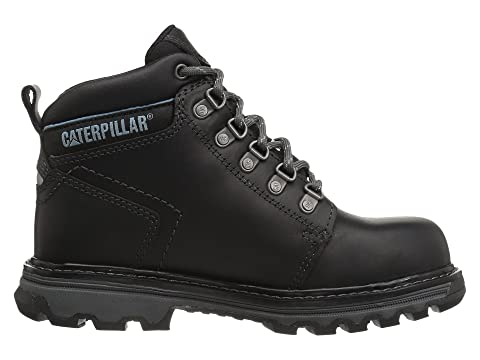 Ellie Caterpillar Steel Ellie Steel Toe Buff Caterpillar Caterpillar Buff Toe TwPTHY