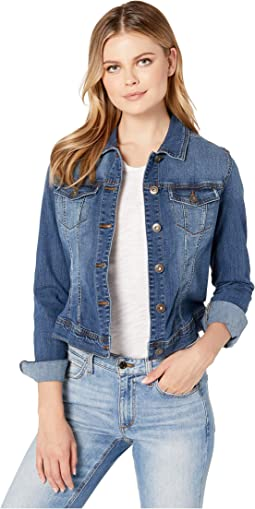 bdab80587f8 ALEXANDER JORDAN. Stretch Denim Jacket. $31.05MSRP: $69.00. Dark Wash