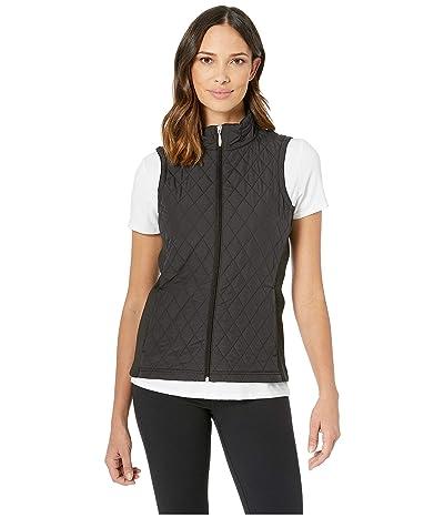 Straight Down Laurel Vest (Black) Women