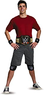 Disguise Men's WWE Championship Belt Adult Costume Kit