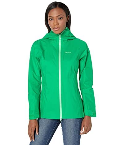 Marmot PreCip(r) Stretch Jacket (Turf Green) Women
