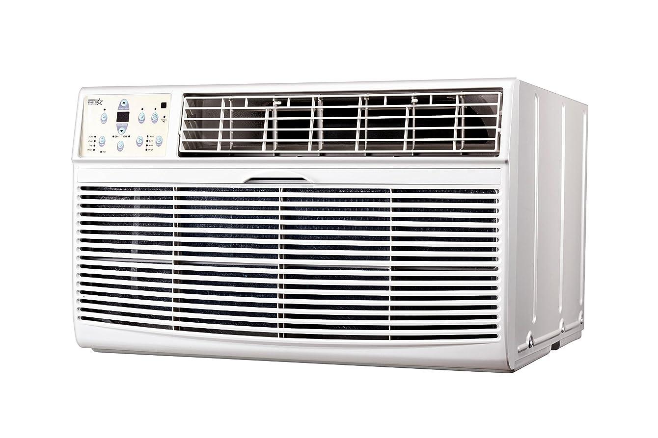 Star Air Kontrol 14,000 BTU Through The Wall Heat and Cool Air Conditioner 220V