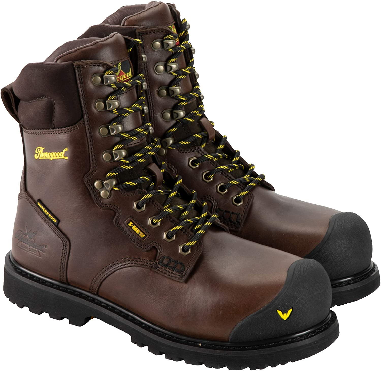 Max 50% OFF Thorogood Men's 8″ Max 78% OFF Metatarsal I-MET2 Guard Boot