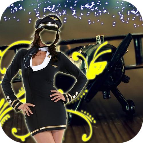Pilot Suit Montage