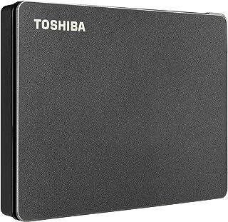Toshiba Canvio Gaming Portable External Hdd 1Tb Black, Hdtx110Xk3Aa, Toshiba_Canvio_Gaming