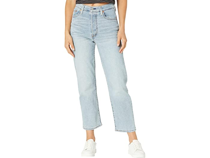Levi's® Womens Levi's® Womens Ribcage Straight Ankle