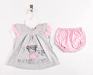Cotton Dress For Girls From Lumex - Summer , 2725616944835