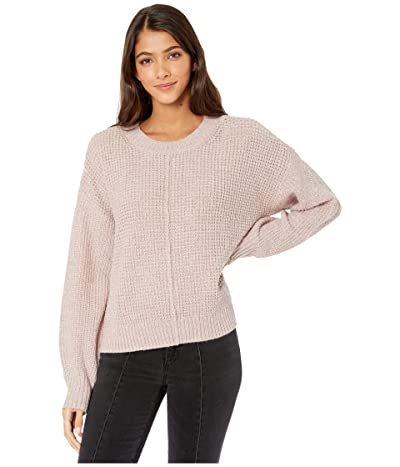 Sanctuary Sorry Not Sorry Sweater (Marled Lavender Stone) Women