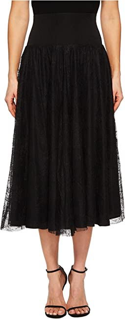 Sportmax - Pietre Lace Skirt