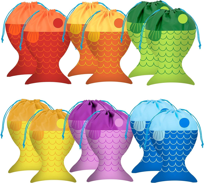 Watayo Little Fisherman Ranking integrated 1st place Drawstring Candy Bags-Coloful Seasonal Wrap Introduction