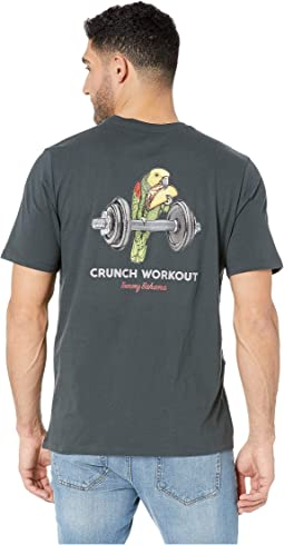 Crunch Workout Tee