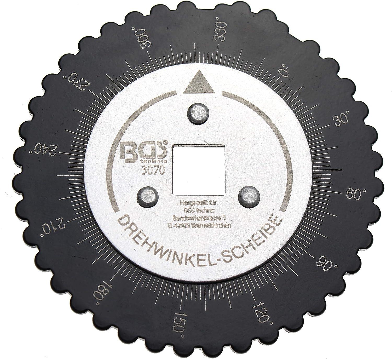 BGS 3070 | Goniómetro para apriete por ángulo | entrada 12,5 mm (1/2