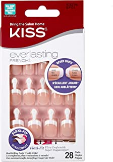 Kiss KE Real Short Pink - EF01, 32 grams