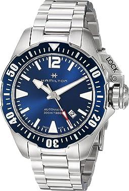 Hamilton - Khaki Navy Frogman - H77705145