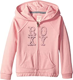 Roxy Kids - Holding On Hoodie (Toddler/Little Kids/Big Kids)