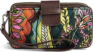Vera Bradley Rfid Smartphone Wristlet, Autumn Leaves